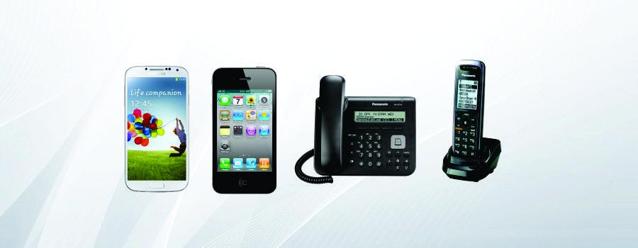 Servis za mobilnu i fiksnu telefoniju